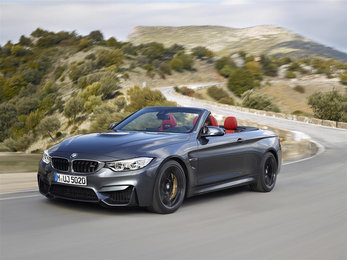BMW enthüllt das neue M4 Cabrio 16