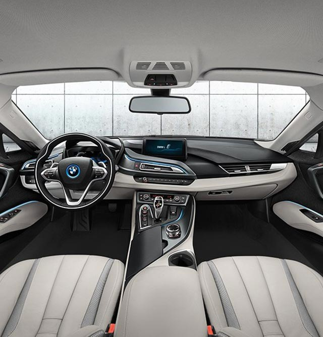 The Future Is Now Bmw I8 Plug In Hybrid Sports Car Mr Goodlife