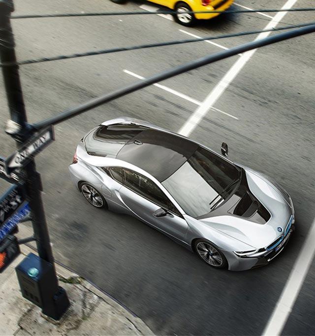 Die Zukunft Ist Jetzt: BMW I8 Plug-in Hybrid
