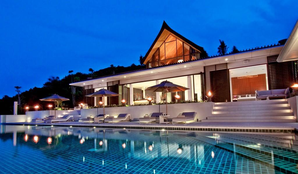 Fantastische Strandvilla in Phuket 1