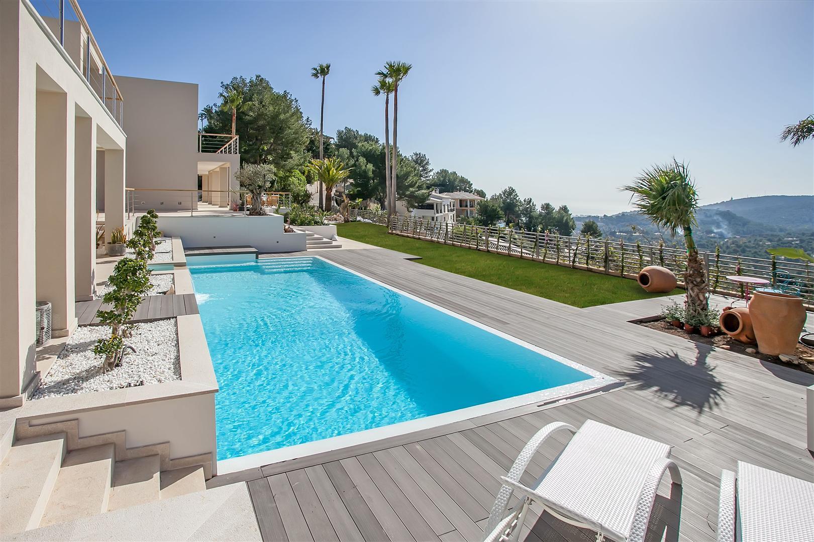Traumhafte Villa in Son Vida Mallorca 2