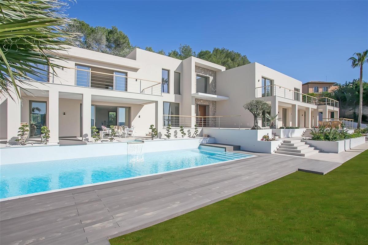 Traumhafte Villa in Son Vida Mallorca 1