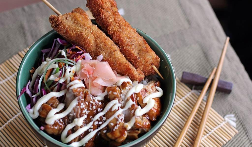 Bento Bowl x Japanese Cooking Recipe
