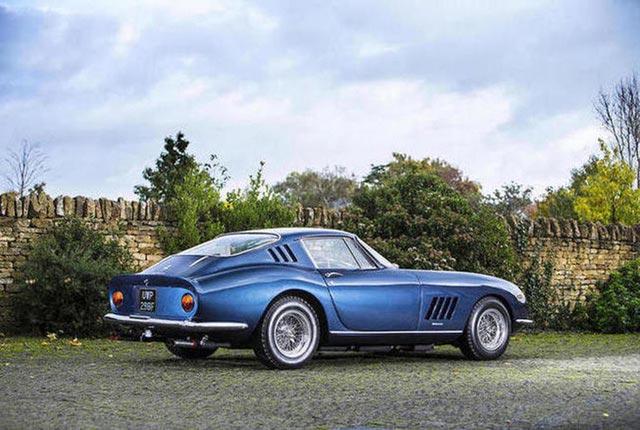 World Auction Record Achieved For Ferrari 275GTB/4 Berlinetta 3