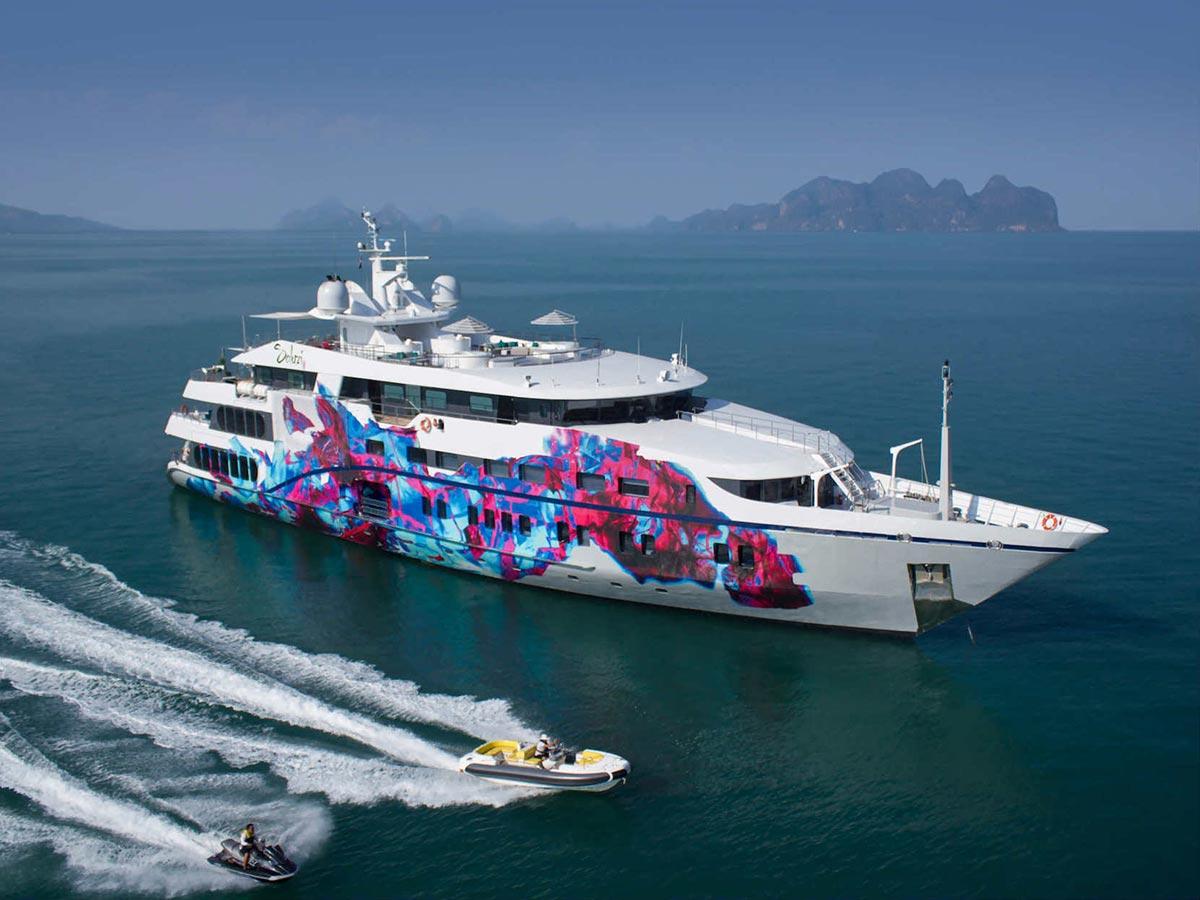 Breathtaking 69m Saluzi Superyacht 3