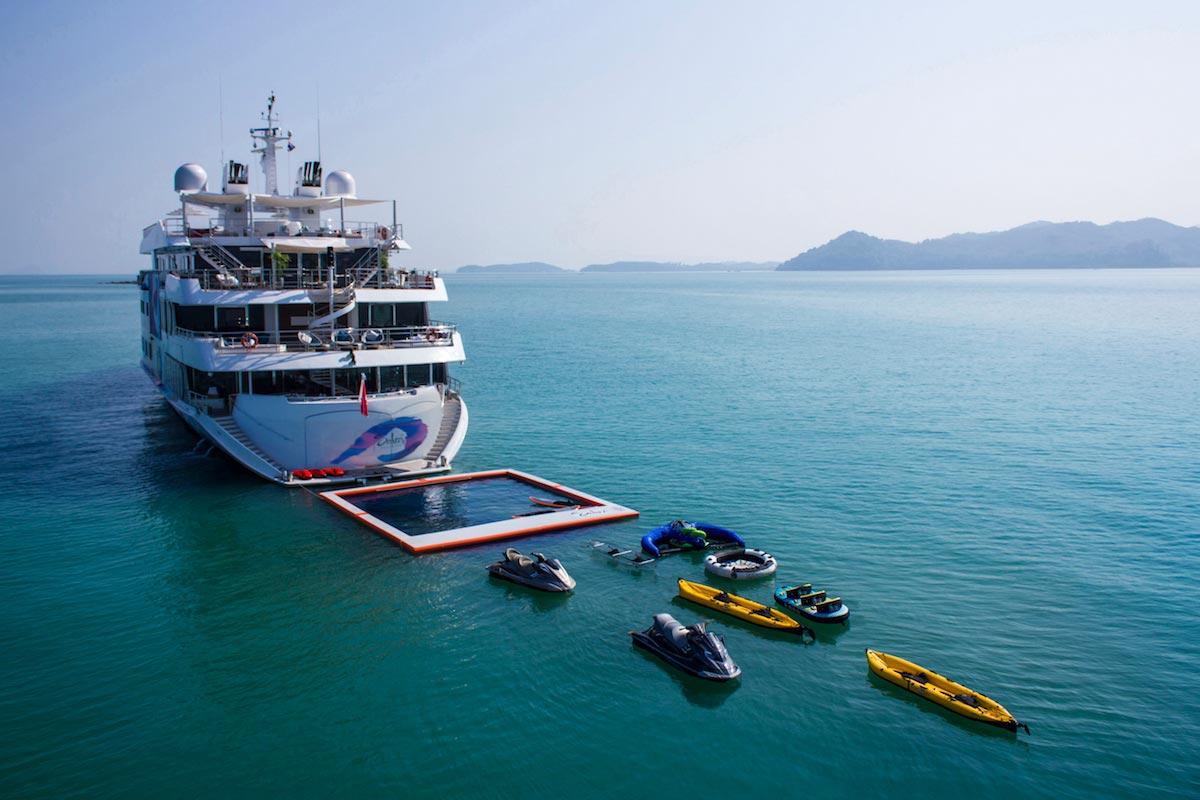 Breathtaking 69m Saluzi Superyacht 4