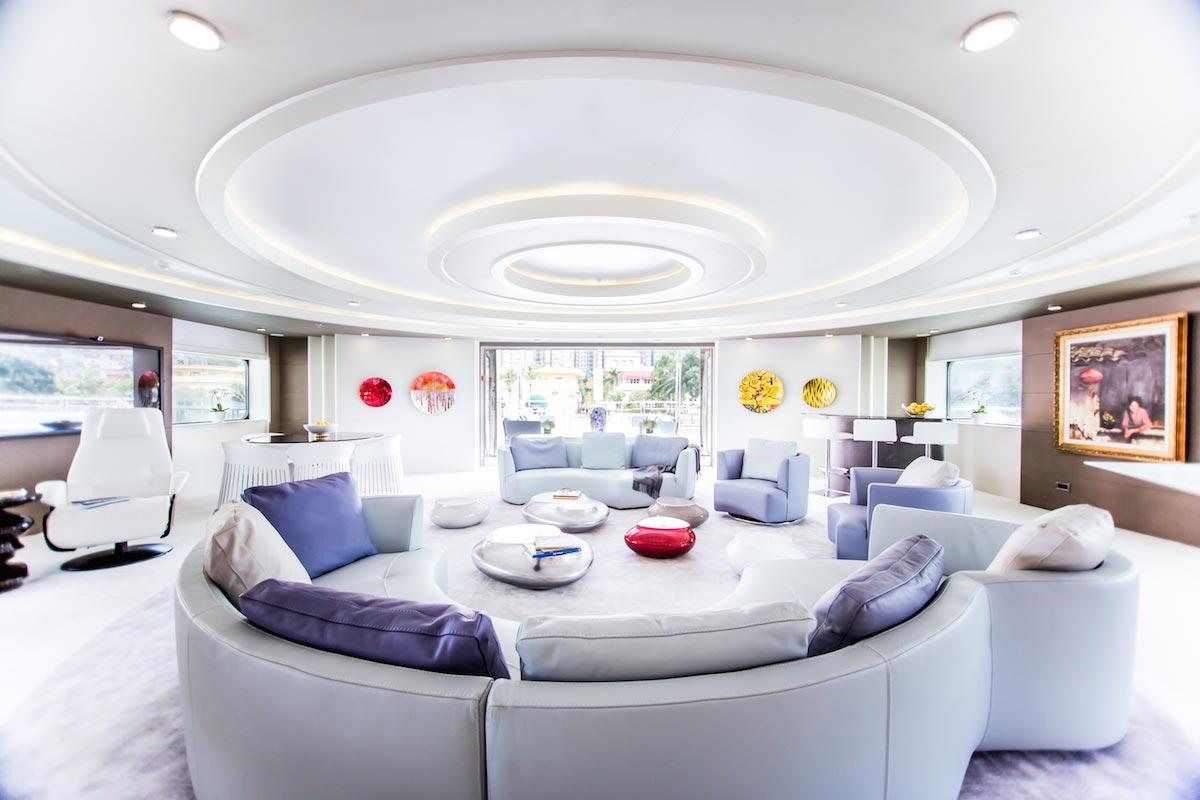 Breathtaking 69m Saluzi Superyacht 8