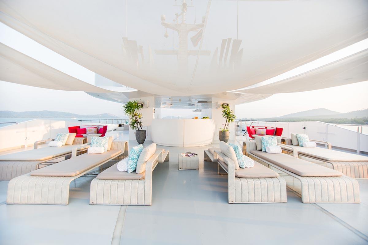 Breathtaking 69m Saluzi Superyacht 12