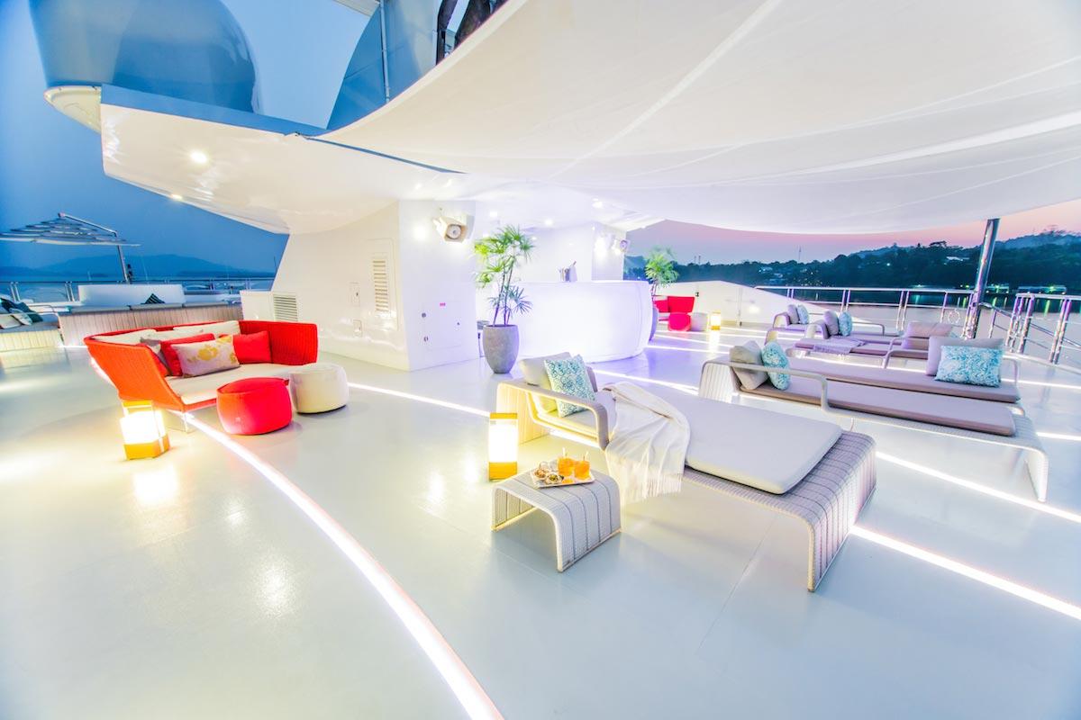 Breathtaking 69m Saluzi Superyacht 13