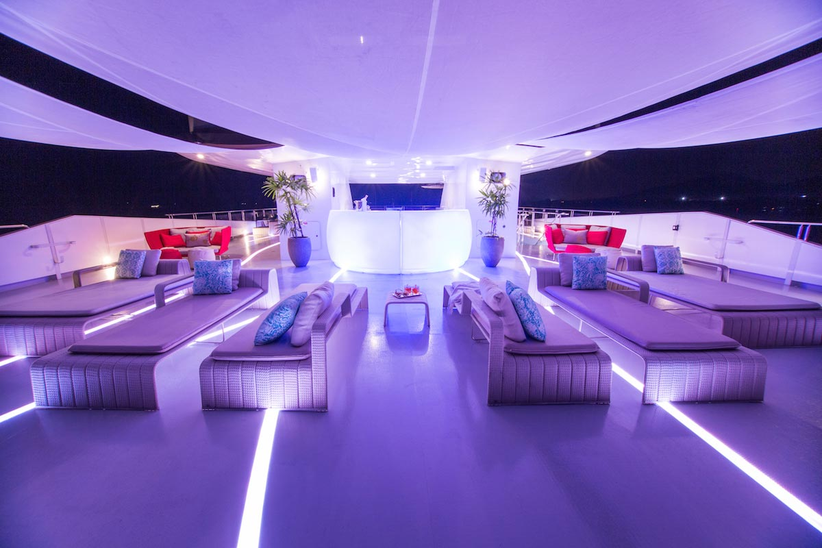 Breathtaking 69m Saluzi Superyacht 14