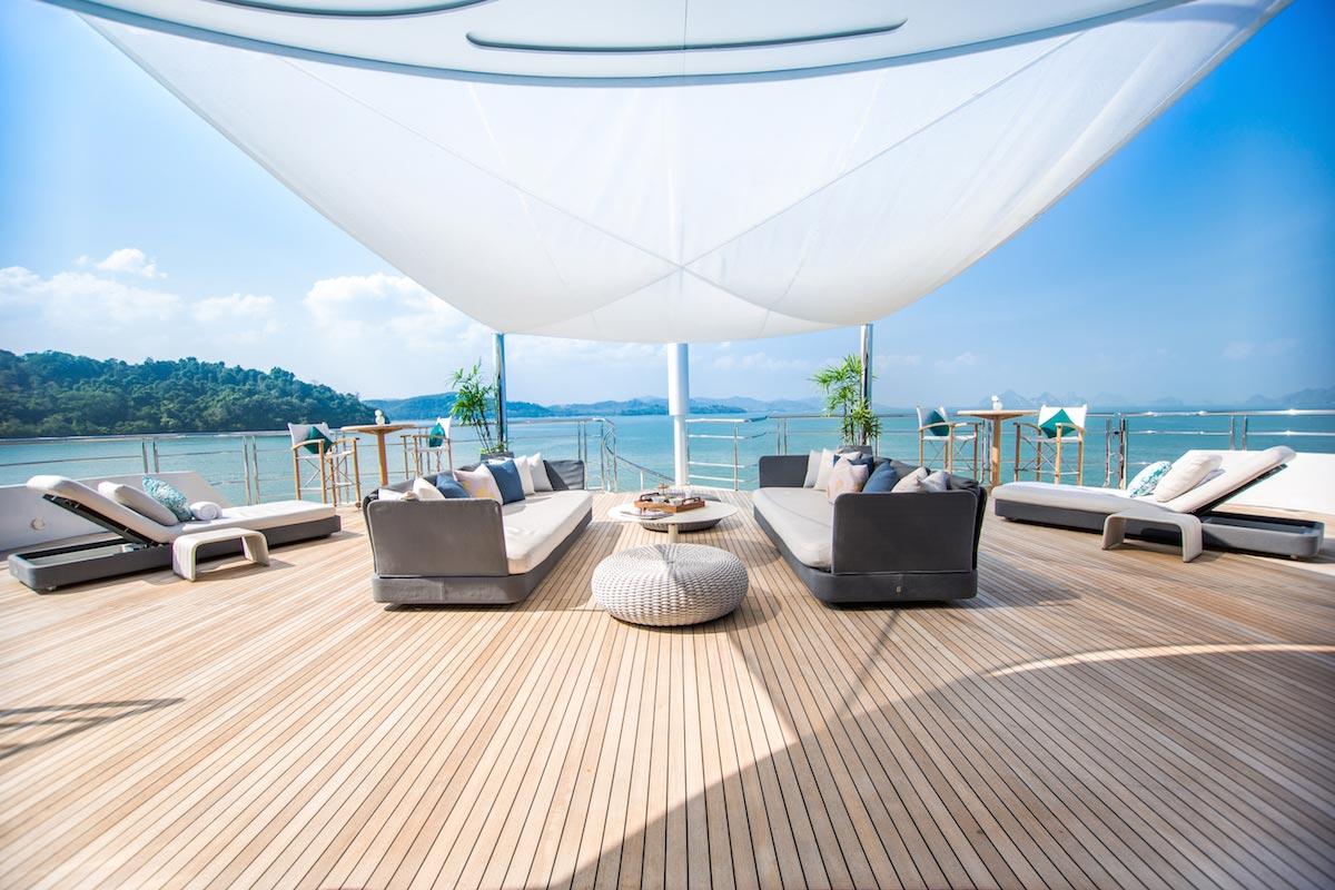 Breathtaking 69m Saluzi Superyacht 16