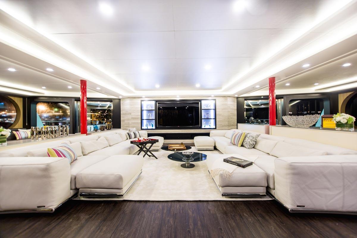 Breathtaking 69m Saluzi Superyacht 19