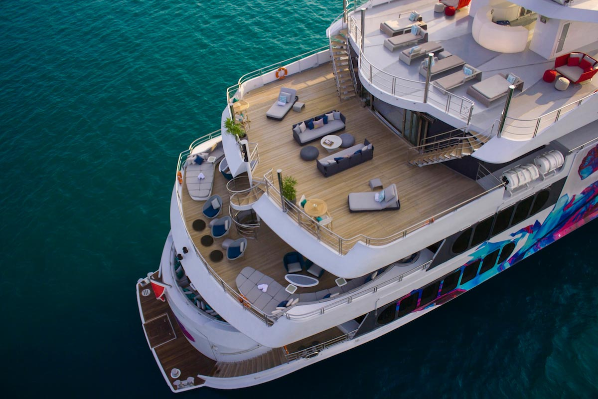Breathtaking 69m Saluzi Superyacht 23