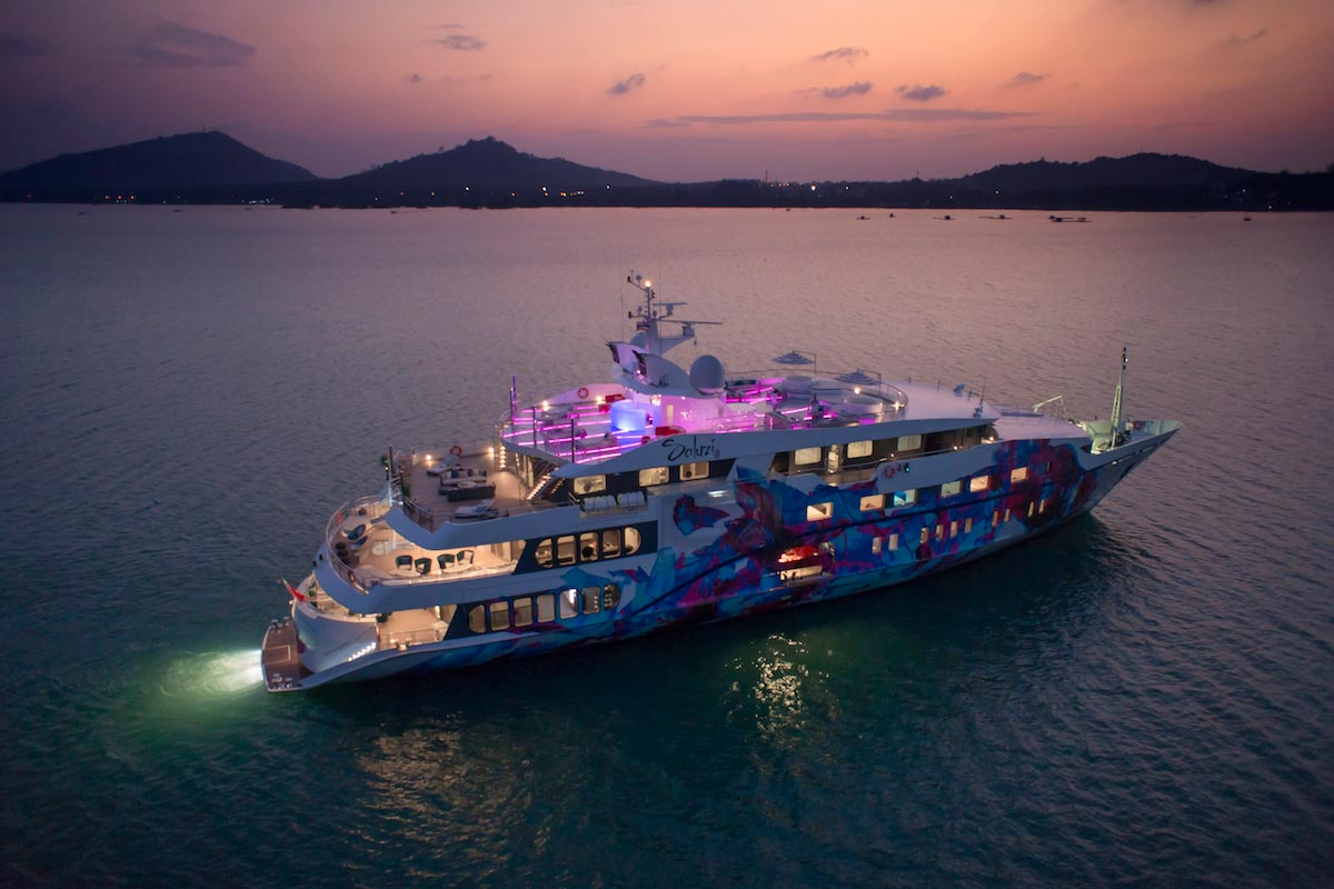 Breathtaking 69m Saluzi Superyacht 1