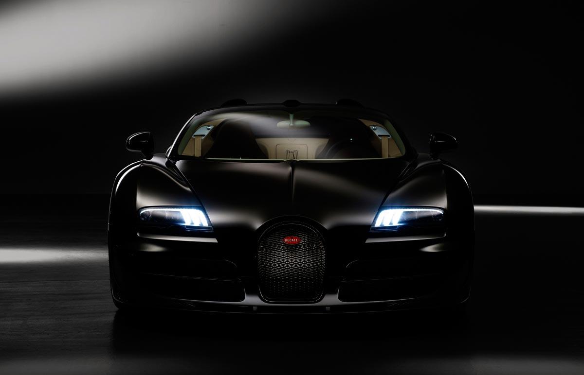 Bugatti Grand Sport Vitesse Edition for Jean Bugatti 1