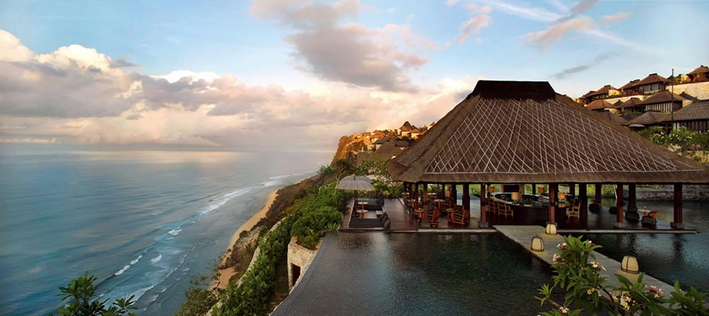 The Breathtaking Ocean Cliff Villa At The Bulgari Resort Bali 2