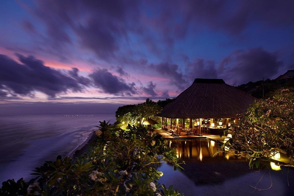 The Breathtaking Ocean Cliff Villa At The Bulgari Resort Bali 1