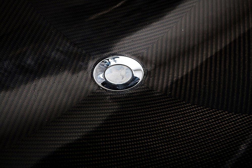 Carbon Fibre Vessel by Splinter Works 6