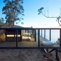 Stunning Chilean Beach Pavilion House