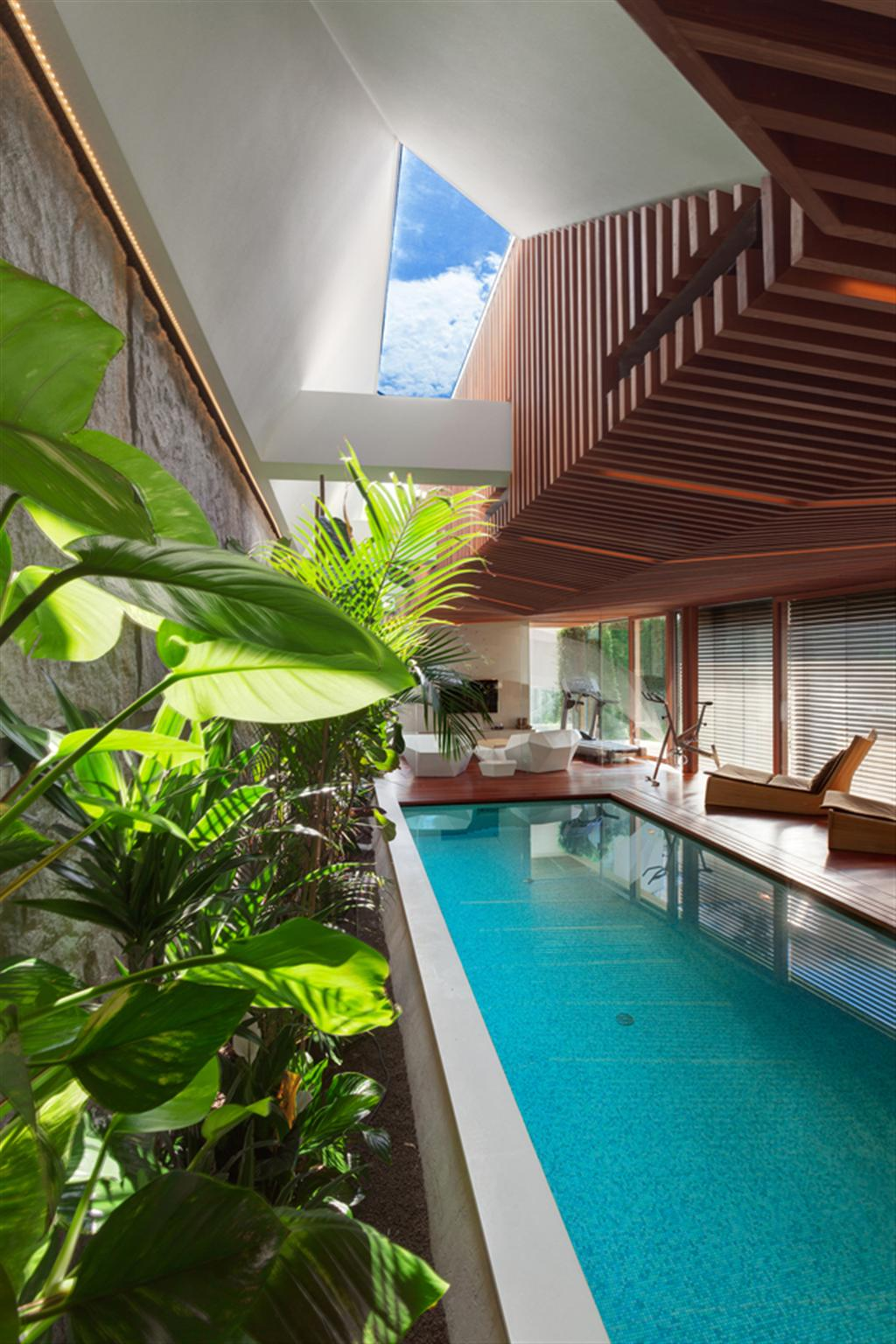 Chill-out and absolute Relaxation: The Spa Home 6