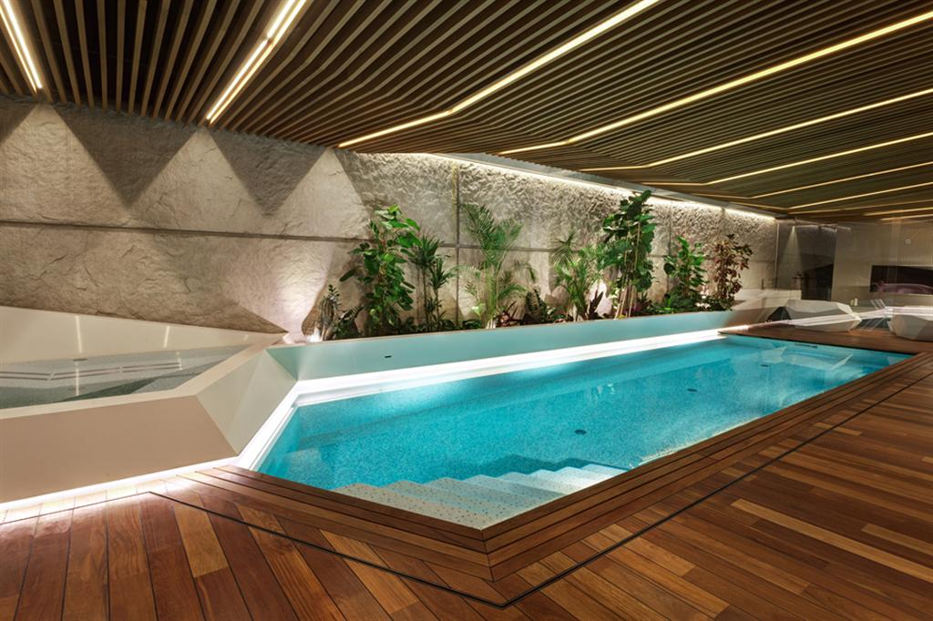 Chill-out and absolute Relaxation: The Spa Home 7