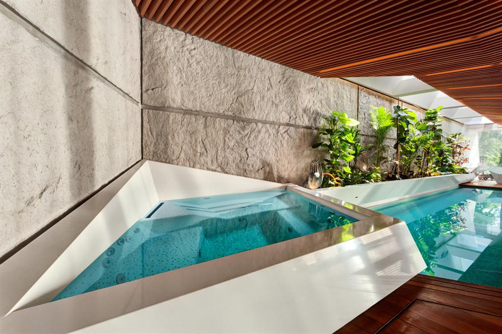 Chill-out and absolute Relaxation: The Spa Home 8