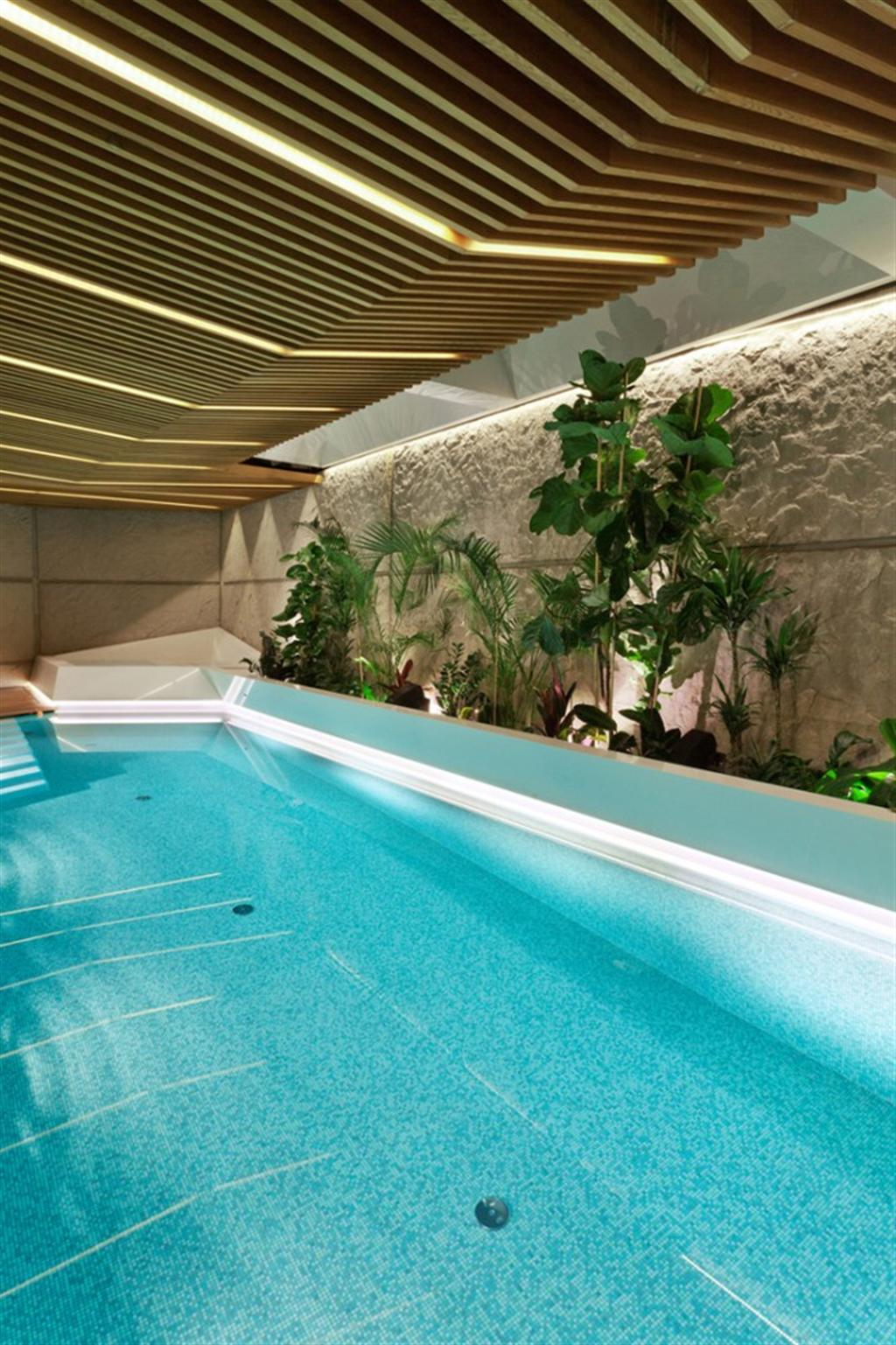 Chill-out and absolute Relaxation: The Spa Home 10