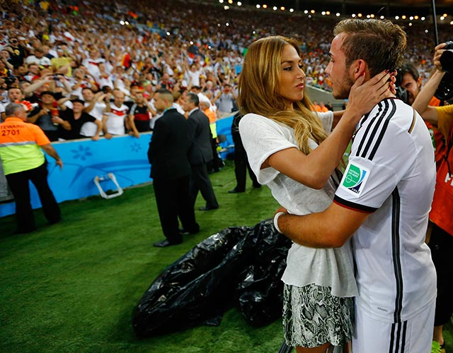 Congrats to Germany for having the hottest Girlfriends at the World Cup 2