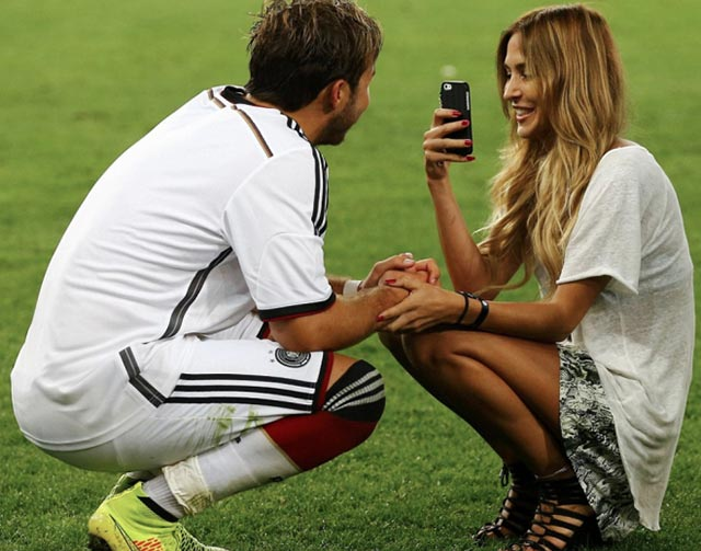 Congrats to Germany for having the hottest Girlfriends at the World Cup 4
