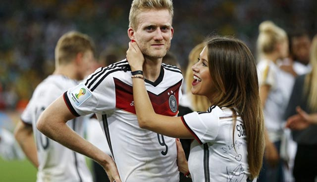 Congrats to Germany for having the hottest Girlfriends at the World Cup 6