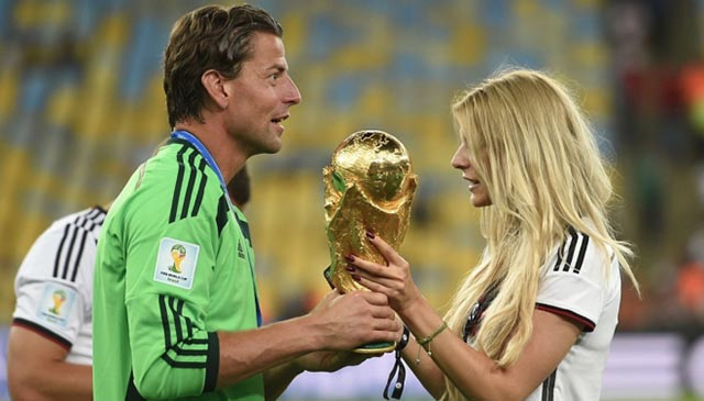 Congrats to Germany for having the hottest Girlfriends at the World Cup 7