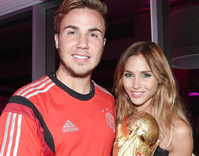 Congrats to Germany for having the hottest Girlfriends at the World Cup 8