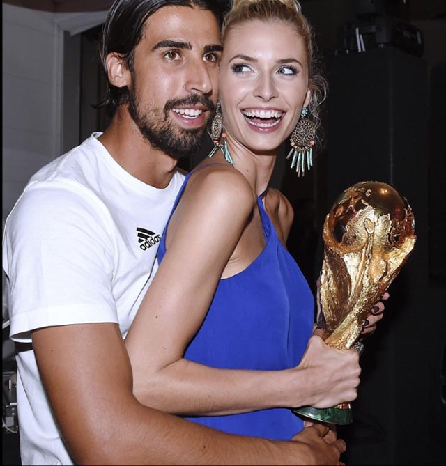 Congrats to Germany for having the hottest Girlfriends at the World Cup 9