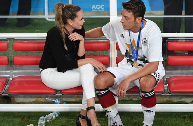 Congrats to Germany for having the hottest Girlfriends at the World Cup 10