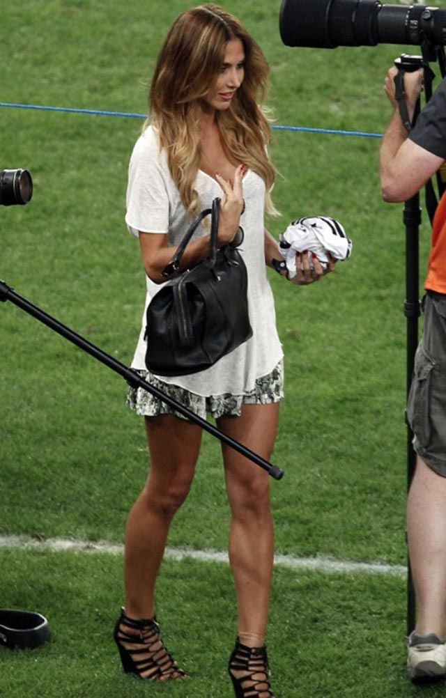 Congrats to Germany for having the hottest Girlfriends at the World Cup 11