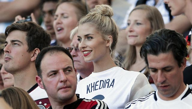 Congrats to Germany for having the hottest Girlfriends at the World Cup 14