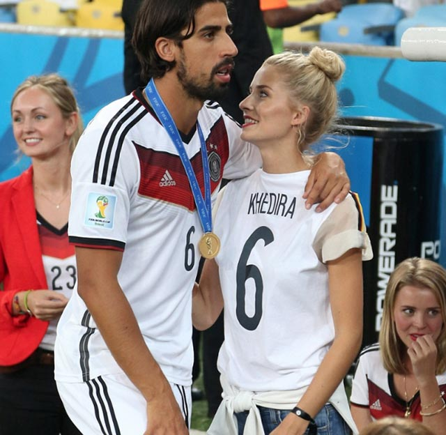 Congrats to Germany for having the hottest Girlfriends at the World Cup 15