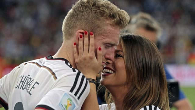 Congrats to Germany for having the hottest Girlfriends at the World Cup 16