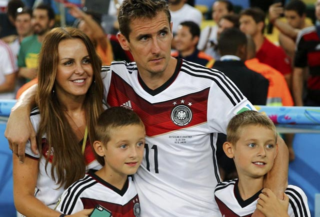 Congrats to Germany for having the hottest Girlfriends at the World Cup 17