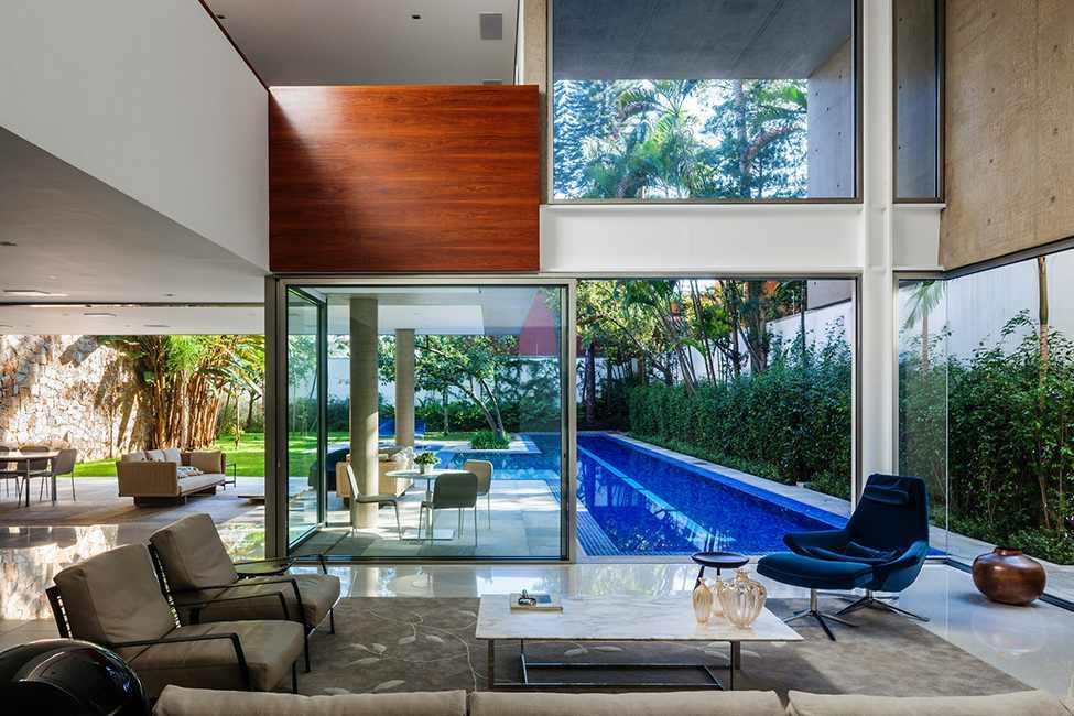 Die moderne MG Residence von Reinach Mendonça Arquitetos Associados 17