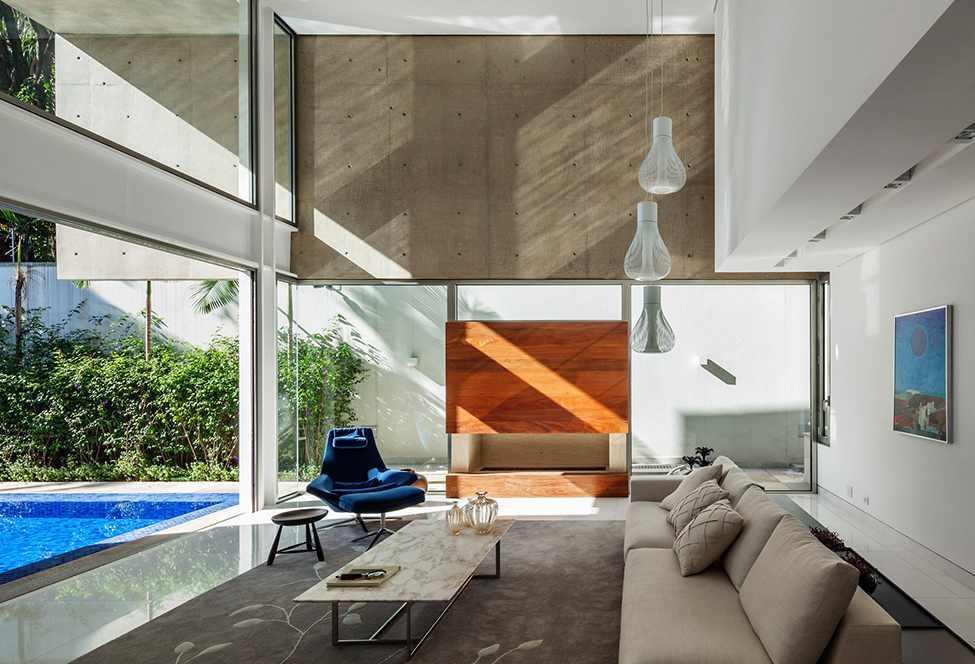 Die moderne MG Residence von Reinach Mendonça Arquitetos Associados 4