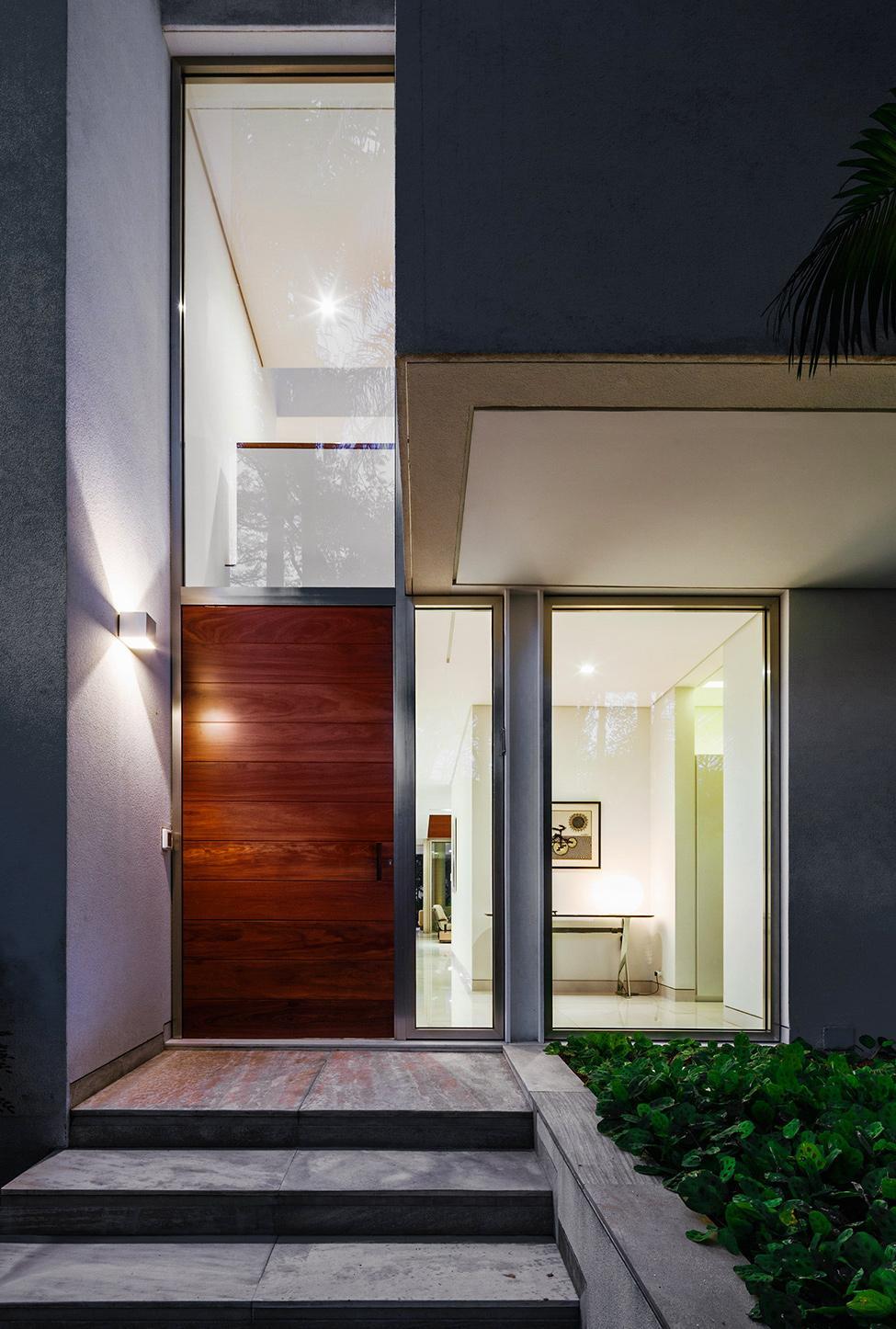 Die moderne MG Residence von Reinach Mendonça Arquitetos Associados 9