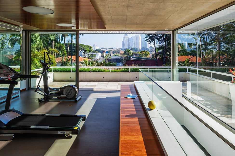 Die moderne MG Residence von Reinach Mendonça Arquitetos Associados 15