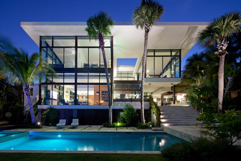 Coral Gables Residence by Touzet Studio 1