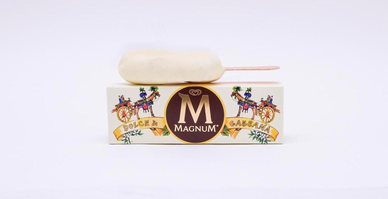 Dolce&Gabbana zu Magnums 25ten Jahrestag