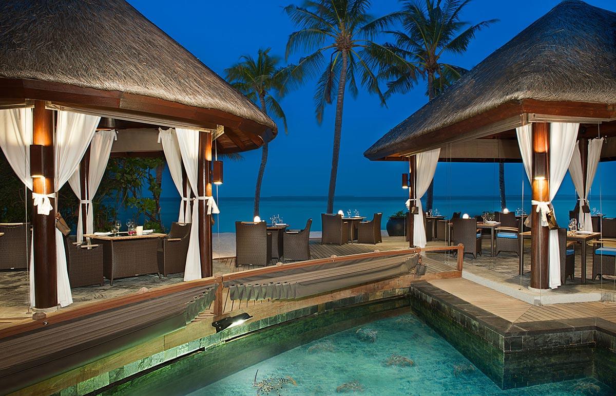 Dream Resort JA Manafaru x Maldives 16