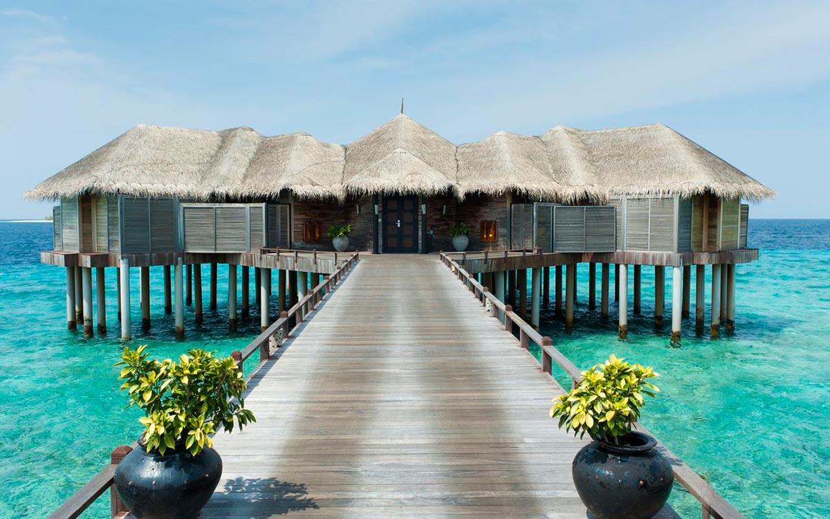 Dream Resort JA Manafaru x Maldives 1
