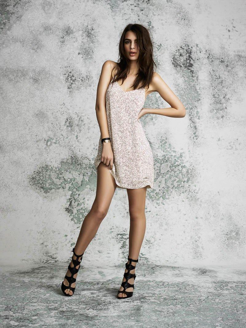Emily Ratajkowski for REVOLVE Clothing Spring 2014 2