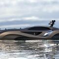 Inside the $24 Million Exhibitionist Yacht by Gray Design