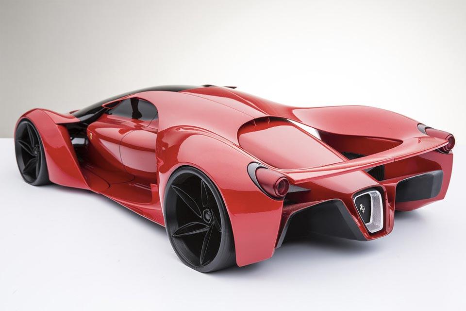 Ferrari F80 Supercar Concept by Adriano Raeli 2